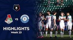 Highlights Lokomotiv vs FC Orenburg (1-0) | RPL 2019/20