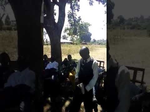 Haron Preaching Against Unholy Traditions (x-mass) in Western Kenya