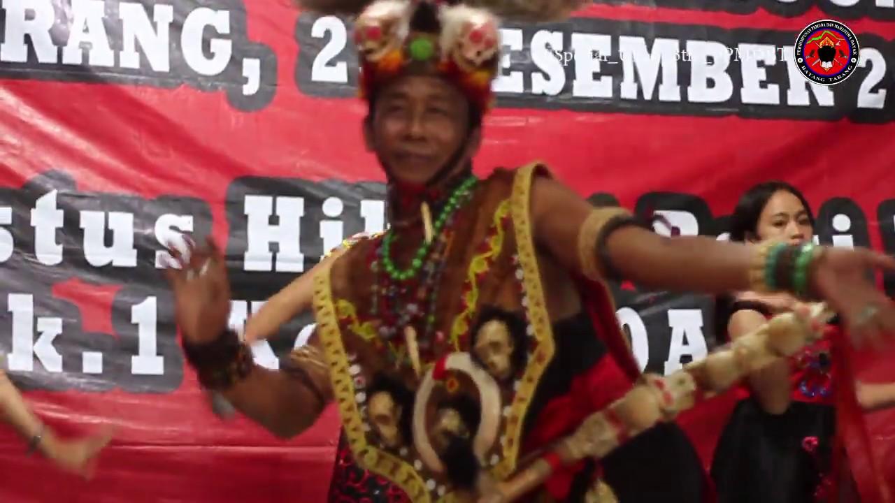 Lagu Dayak Binua Anjungan - Live Perfom Spesial Ultah PPMDBT ke 3th