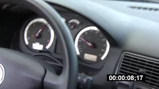 vw golf tdi alh emt stage 3 turbo tuning in proccess 1 4 mile 171 whp 252 tq