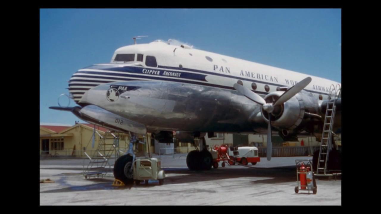 pan american flight 914