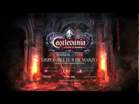 Castlevania Lords of Shadow - Mirror of Fate - (Nintendo 3DS) - Trailer I español