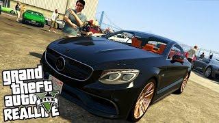 РЖ ПОДРОСТКА в GTA 5 - НАДРАЛ ВСЕМ ЗАД И ОТЖАЛ Mercedes-Benz Brabus 850 Biturbo Coupe