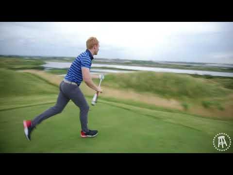 Barstool Fitness Episode 3: Sprint Golf