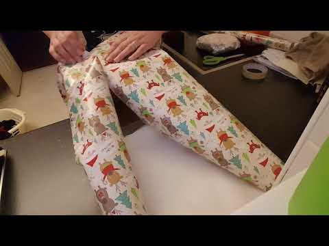 Diy gift hampers. Upcycle those boxes