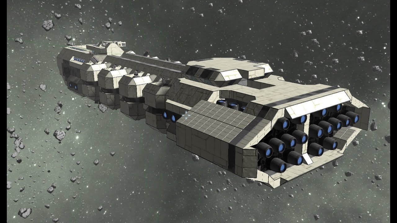 how to use space engineers blueprints