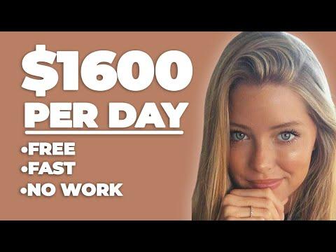Earn BIG Money Online As A Broke Beginner In 2021 (Make Money Online)