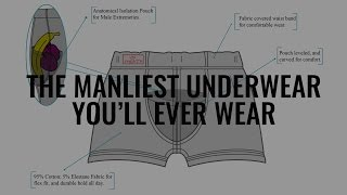 The Manliest Underwear You'll Ever Wear