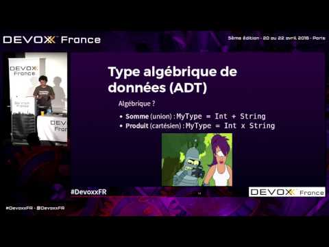 Gérer les erreurs avec l'aide du système de types de Scala ! (French)