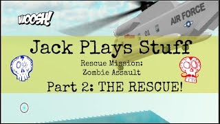 Roblox: Rettungsmission: Zombie-Angriff. Teil 2!