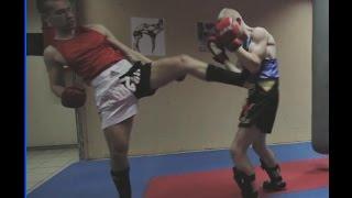 Тайский бокс уроки Профессионала для Начинающих