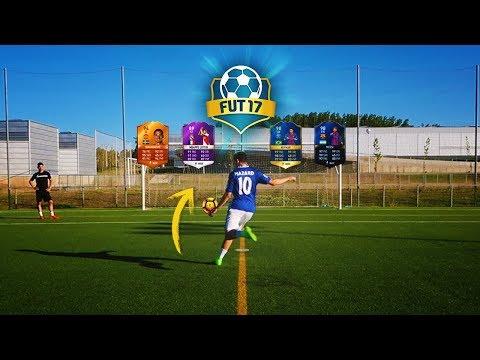 FUT DRAFT SIN BOTAR CROSSBAR!!! FOOTBALL vs FIFA 17