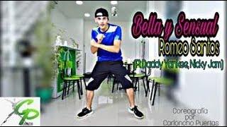 Bella y Sensual - Romeo Santos (FT Daddy Yankee, Nicky Jam) Coreografia | Carloncho Puertas Coach