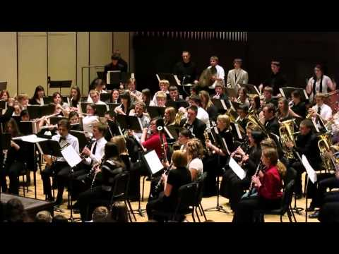 Wyoming Festival of Winds 2013 - Pilatus: Mountain of Dragons by Steven Reineke