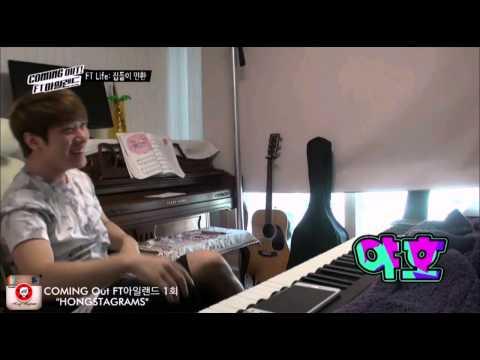 [HD] Coming Out FTISLAND Ep.1 - MinHwan
