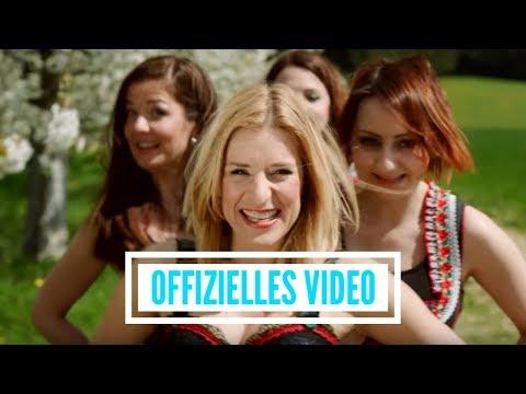 Stefanie Hertel - Nackete Maadle (offizielles Video)