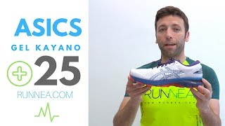 Asics Gel Kayano 25, review y opiniones