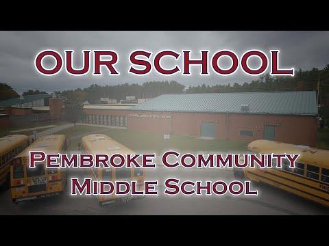 Our School - PCMS Pembroke Community Middle School