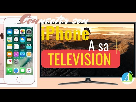 Comment Connecter Son IPhone Sur Sa Tv ?