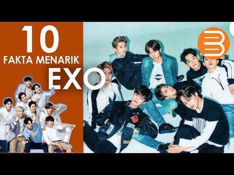 10 Fakta Member EXO yang Mungkin Belum Kamu Tahu