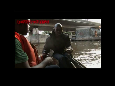 FISHING IN THE HEART OF LAGOS CITY