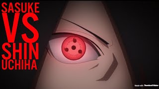 Sasuke Fights Shin Uchiha! Boruto Episode 19 Review