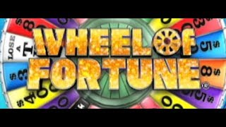 Wheel of Fortune (Wii) – Game 1 [Part 1]