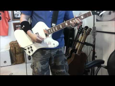 Gibson Firebird 2013 Review