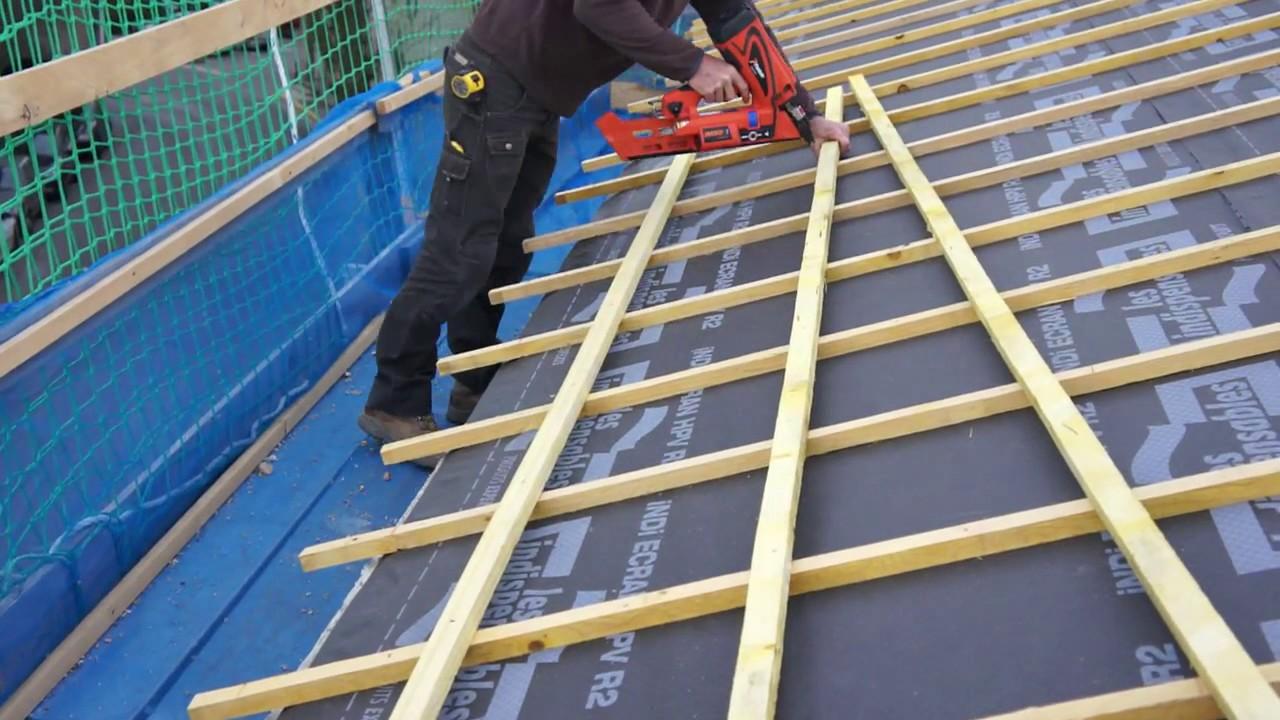 Pose Ecran Sous Toiture Renovation - surge protector house