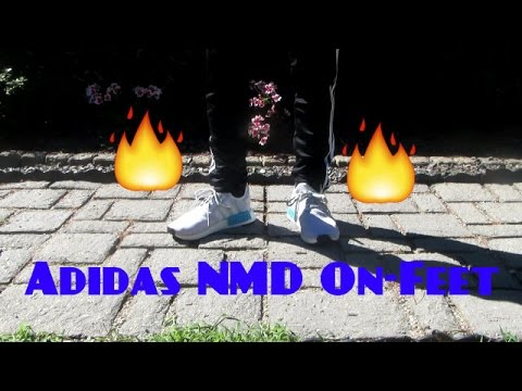 NEW ADIDAS NMD PICKUP- On Feet And Review   Everyday Sports