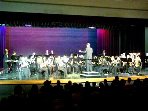 Hiram High School Band of Gold Wind Symphony Spring Concert