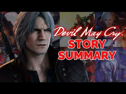 Devil May Cry Story Summary - What You Need to Know to Play Devil May Cry 5!