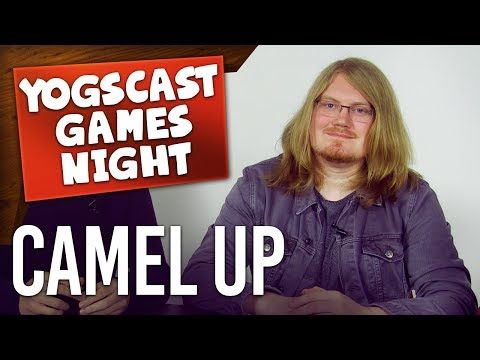 CAMEL UP | Games Night