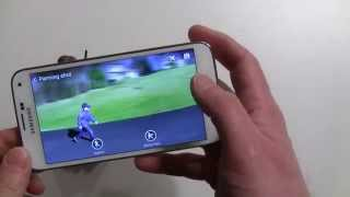 How to use 'shot & more' for drama shots, eraser, and more on the galaxy s 5