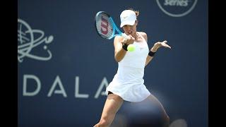 Ajla Tomljanovic vs. Marie Bouzkova | US Open 2019 R1 Highlights