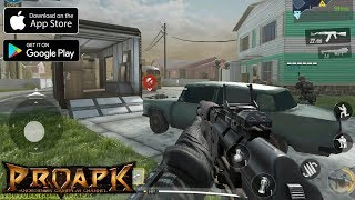 Call of Duty: Legends of War Android Gameplay (CBT)