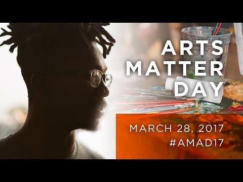 Arts Matter Advocacy Day 2017