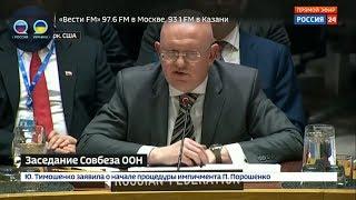ЗАПАД в ШОКЕ: Василий Небензя в ООН РУШИТ планы США по Венесуэле