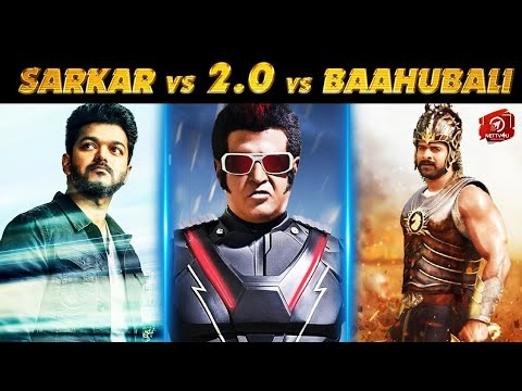 Vivegam| 2point0| Sarkar| Mersal| Vijay| Ajith| Superstar Rajinikanth