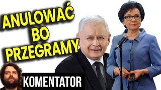 """""""Trzeba anulować, bo my przegramy"""" - Jak PIS Dał Ciała w Sejmie i PO CO Analiza Komentator Pieniądze"""