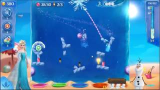 Frozen Free Fall: Icy Shot Bonus Level 85-6 ☃☃☃ [BUGFIXED]