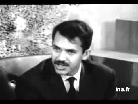 Première interview (non diffusée) de Abdelaziz Bouteflika