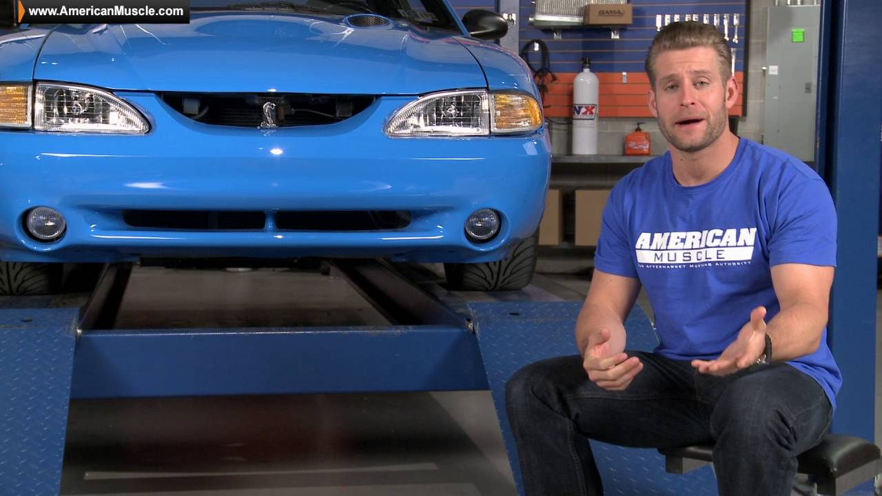 1994-1998 Cobra Front Bumper Cover Review
