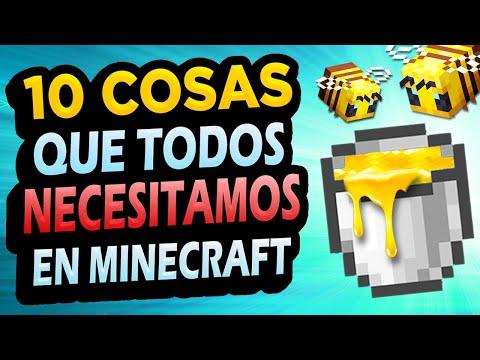 ✅ 10 Cosas Que Mejorarían Minecraft!! #4
