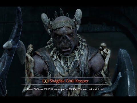 Middle-earth: Shadow of Mordor - DLC - Homewrecker, Last Beastmaster Warchief |