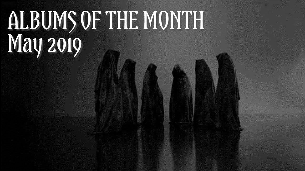 Top 10 Black Metal Albums of May, 2019