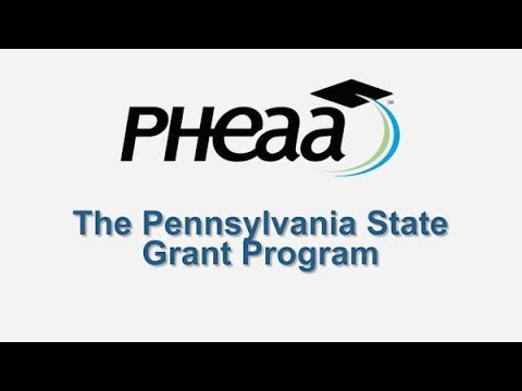 Pennsylvania State Grant for 2018-19, by PHEAA