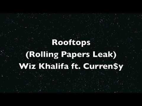 *NEW* Rooftops  Wiz Khalifa ft Curren$y Leak Rolling Papers FREE DOWNLOAD LINK