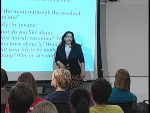 Ethics Workshop Part 1 - Overview of Moral Reasoning and Ethical Theory