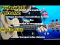 Kunci Gitar Ari Lasso Penjaga Hati - Tutorial Gitar By Darmawan Gitar
